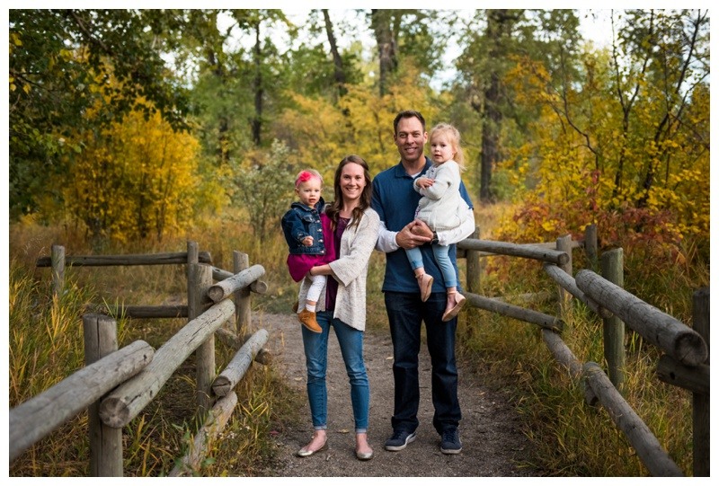 Pearce Estate Park Family Photography Calgary