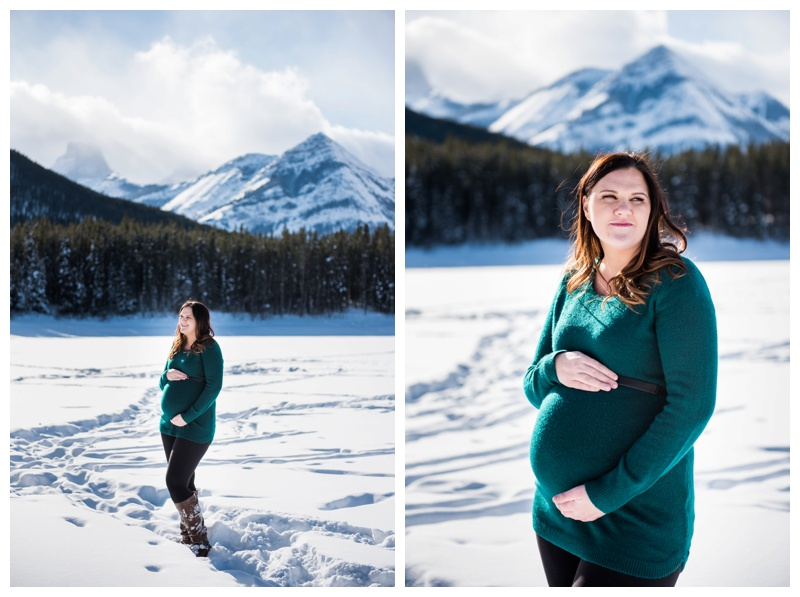 Maternity Photographers Canmore