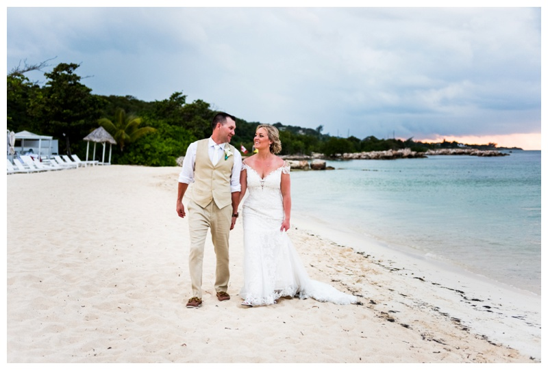 Calgary Destination Wedding Photographer - Iberostar Jamaica