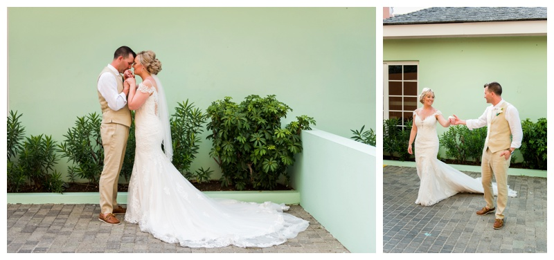 Jamaica Iberostar Destination Wedding Photos
