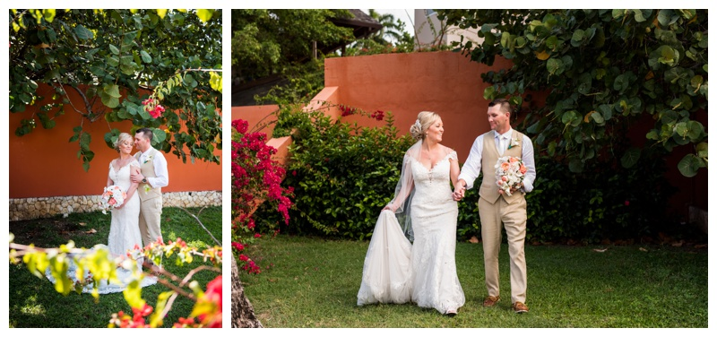 Jamaica Iberostar Rose Hall Suites Destination Wedding Photography
