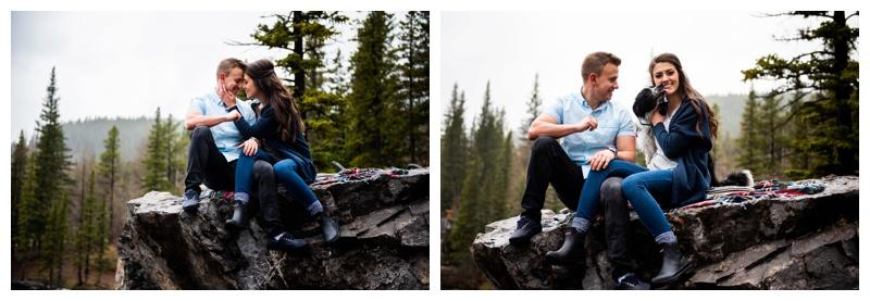 Engagement Photographer Bragg Creek