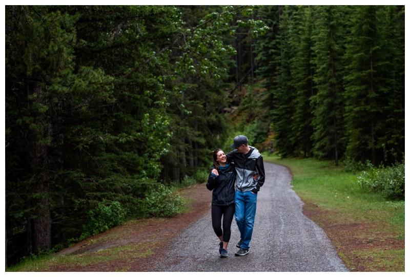 Banff Proposal Photographers