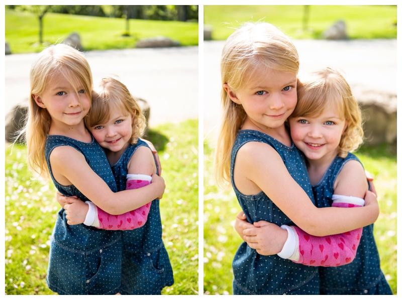 Calgary Cherry Blossom Family Photography