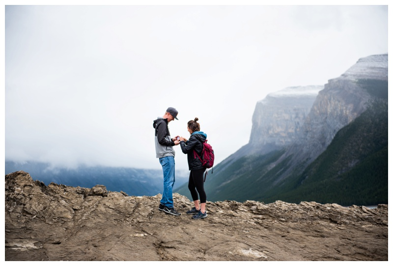 Calgary Proposal Photography