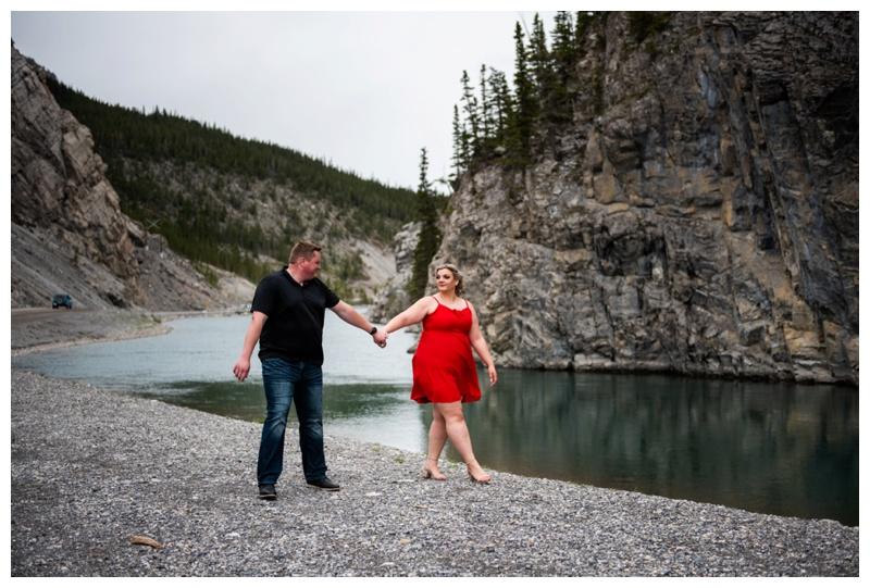 Engagement Photographer Kananaskis