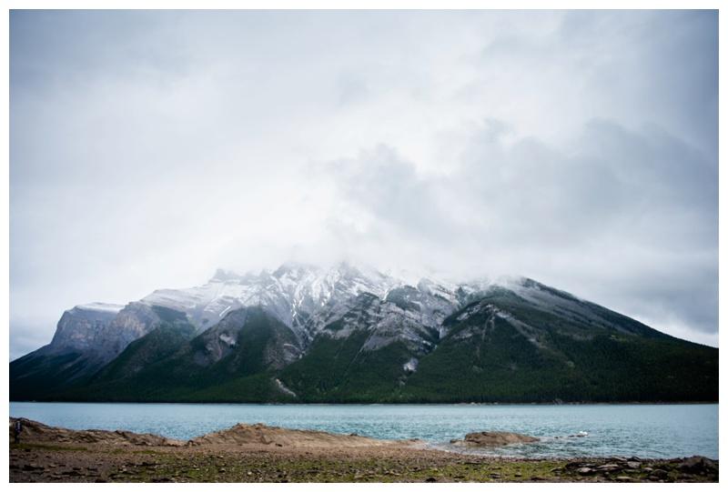 Lake Minniwanka Banff Alberta