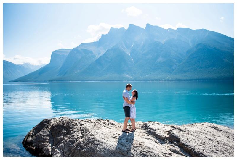 Banff Lake Minniwanka Family Photos