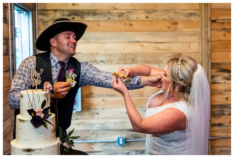 Summer Willow Lane Barn Wedding