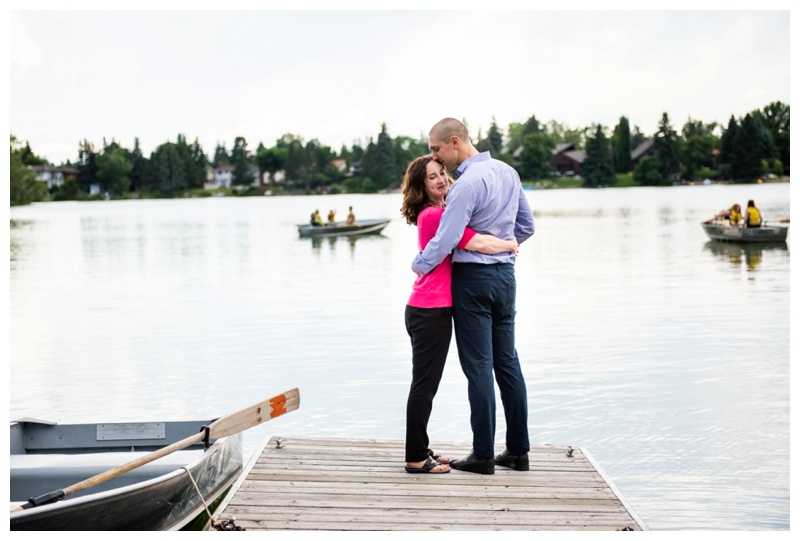 Calgary Lake Bonnavista Couple Photos