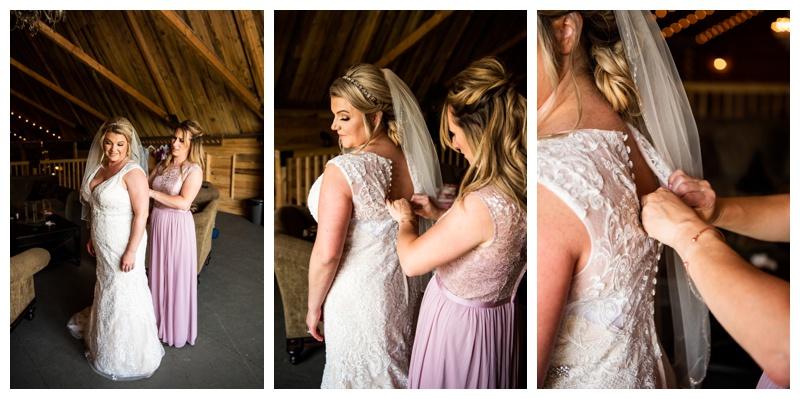 Olds Willow Lane Barn Wedding Photographer