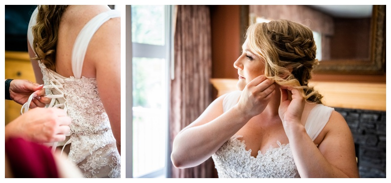 Canmore Cornerstone Theater Wedding