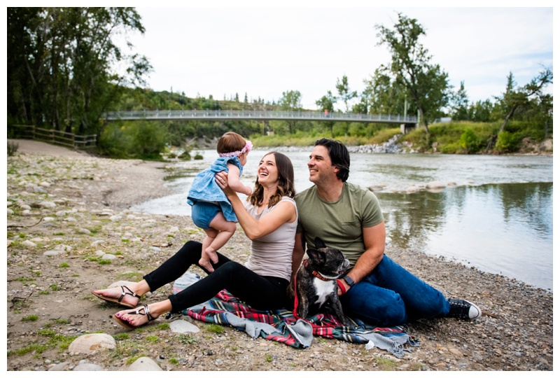 Calgary Family Photographers - Sandy Beach Family Session