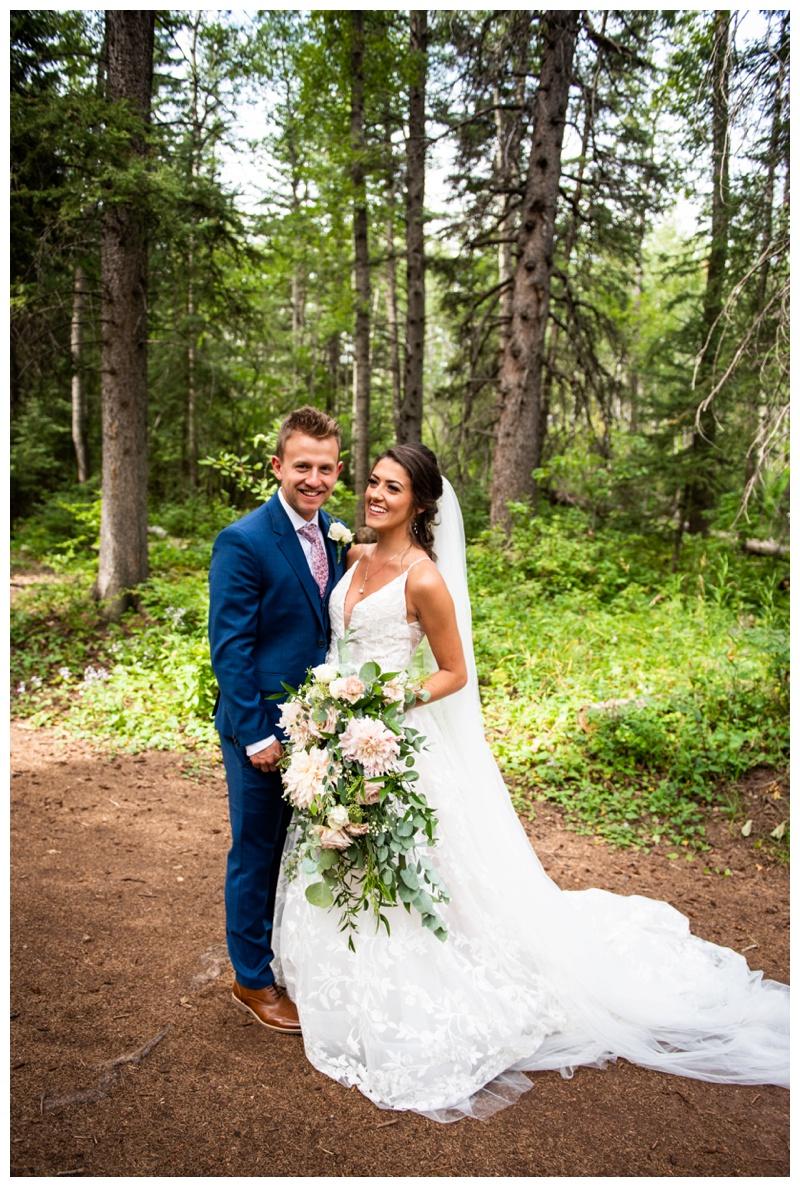 Calgary Wedding Photographer - Bride & Groom Portraits