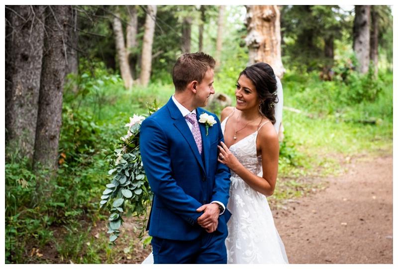 Calgary Wedding Photographer - First Look Photography