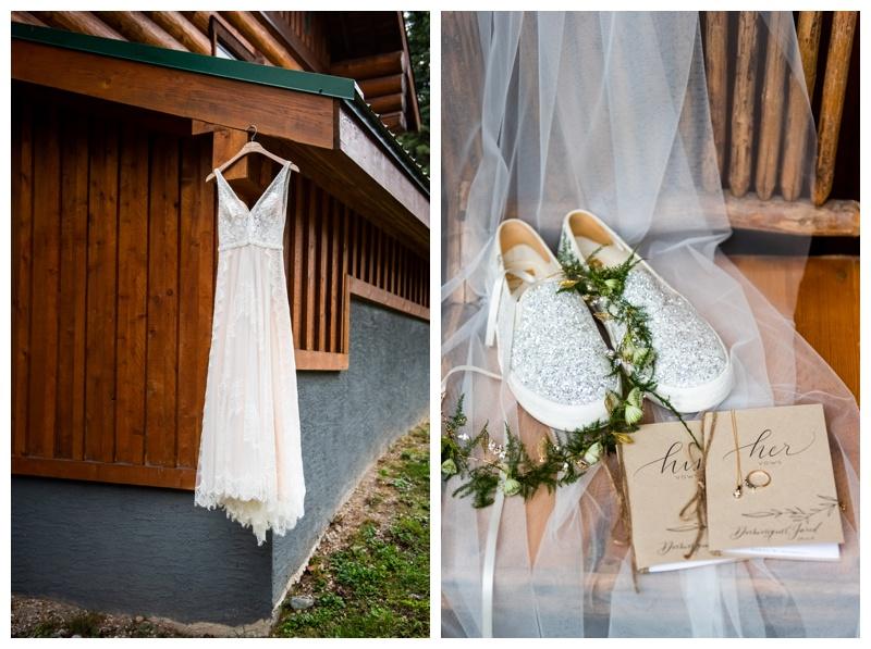 Fernie Island Lake Lodge Wedding Photos