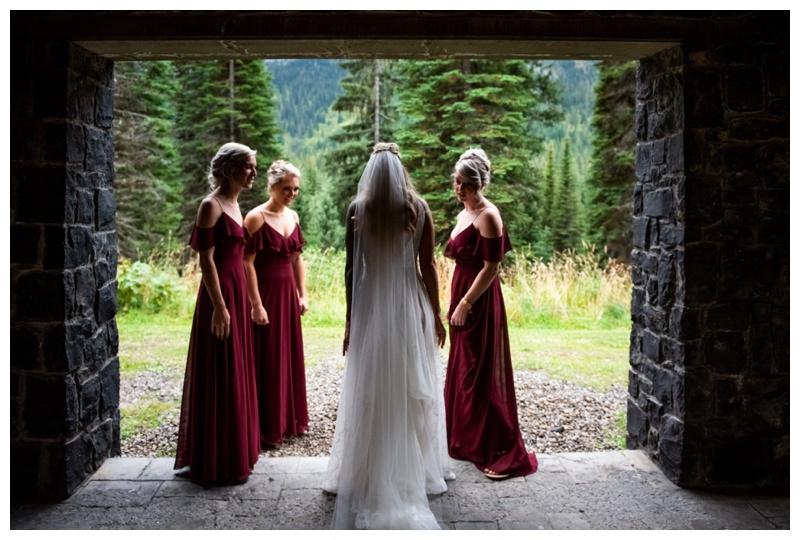 Island Lake Lodge Wedding Photography