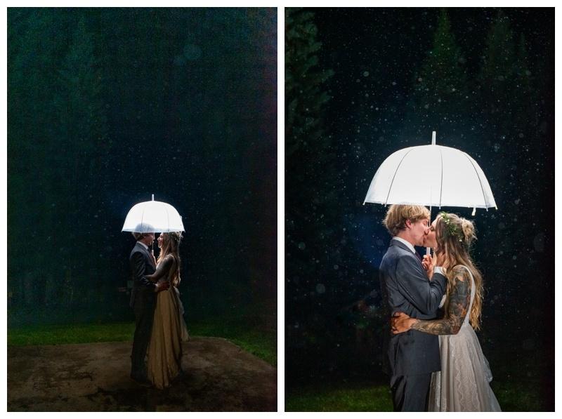 Island Lake Lodge Wedding Reception Photographer Fernie BC