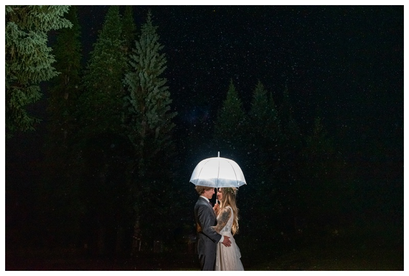 Island Lake Lodge Wedding Reception Photography Fernie BC