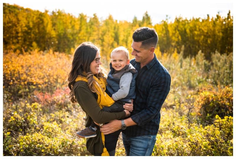 Glenbow Ranch Family Session Cochrane Alberta