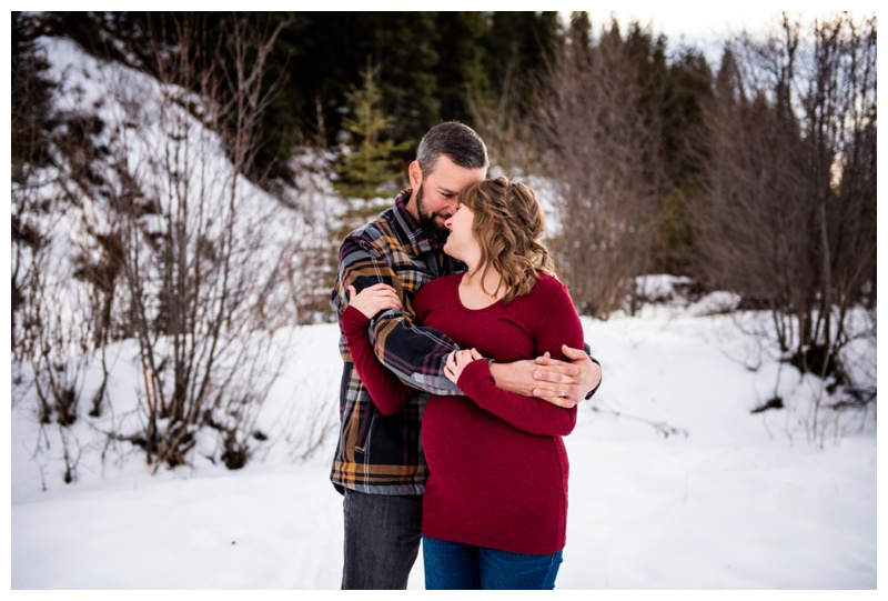 Kananaskis Maternity Photographer