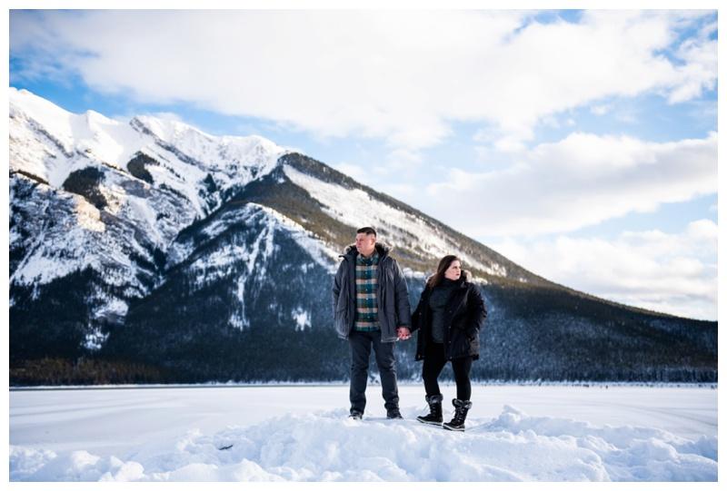 Banff Anniversary Photographer