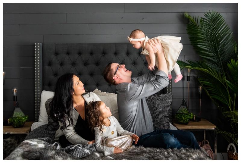 Calgary Children's Photographer - 6 Month Milestone Photographer