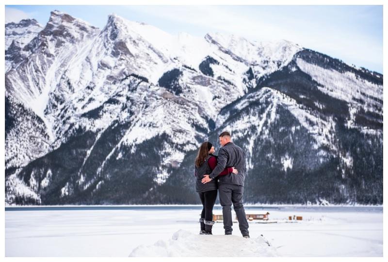 Couple Photographer Banff Alberta