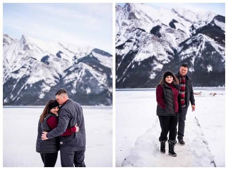 Couple Photography Banff Alberta