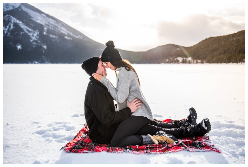Proposal Photographer Banff