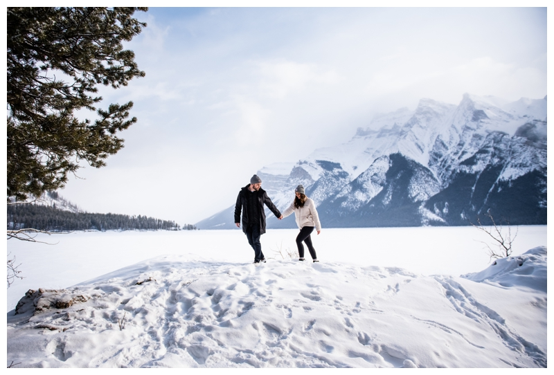 Canmore Proposal Photographer
