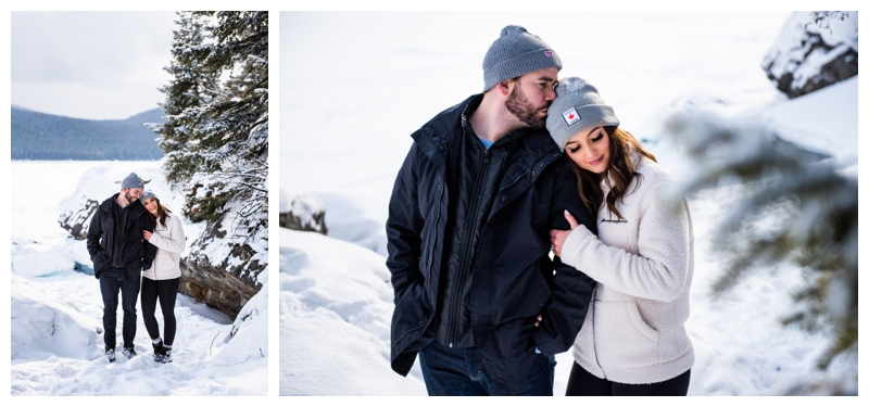 Canmore Proposal Photographers
