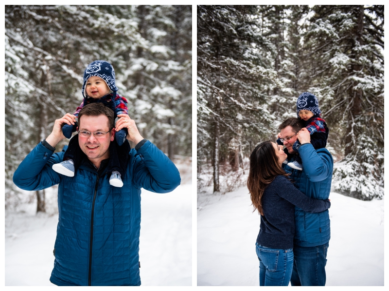 Family Photography Session - Mount Loretta Ponds