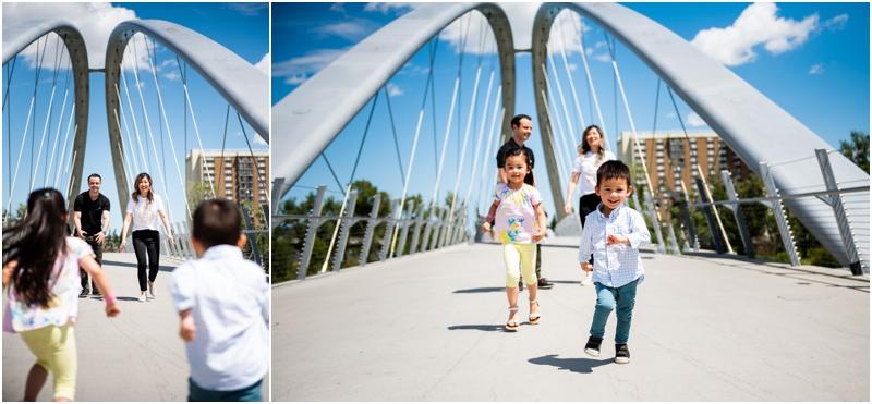Calgary Downtown Family Photographer