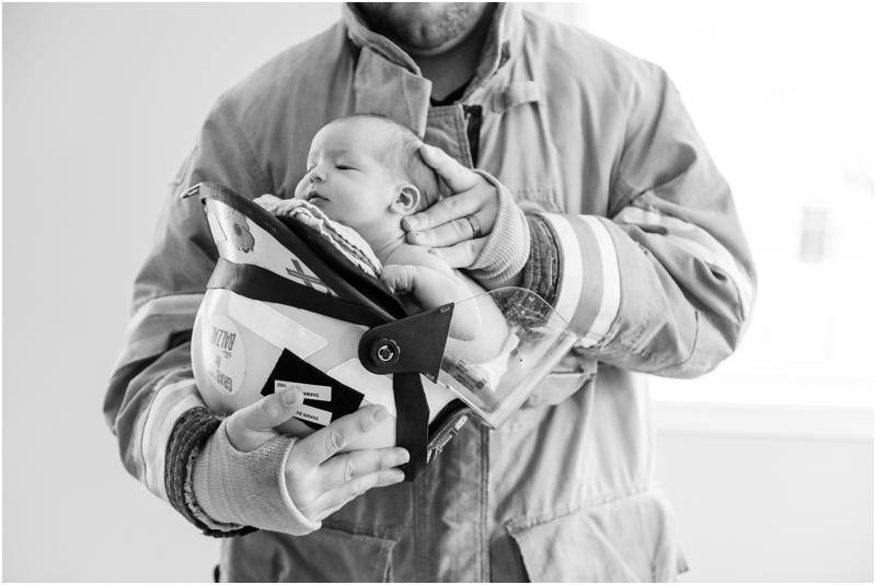 Calgary At Home Newborn Session