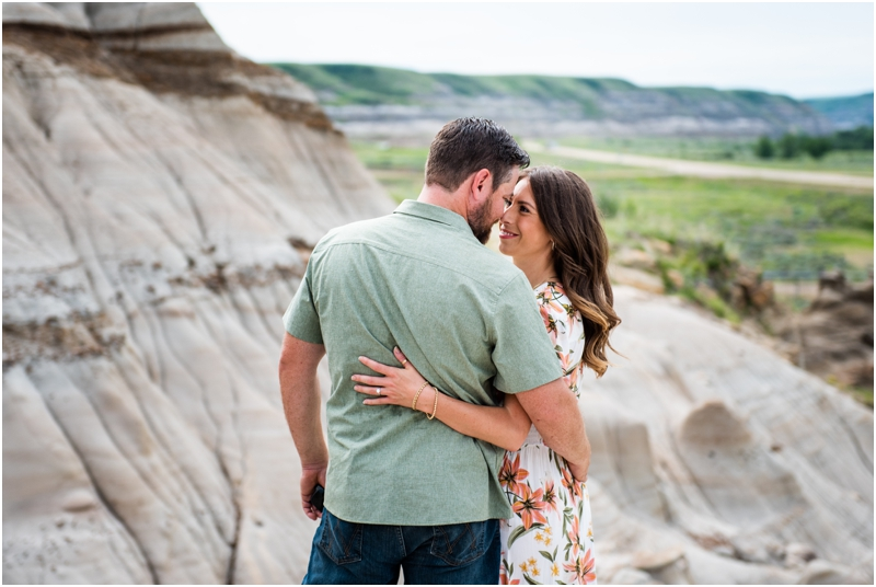 Engagement Photographers Drumheller Alberta