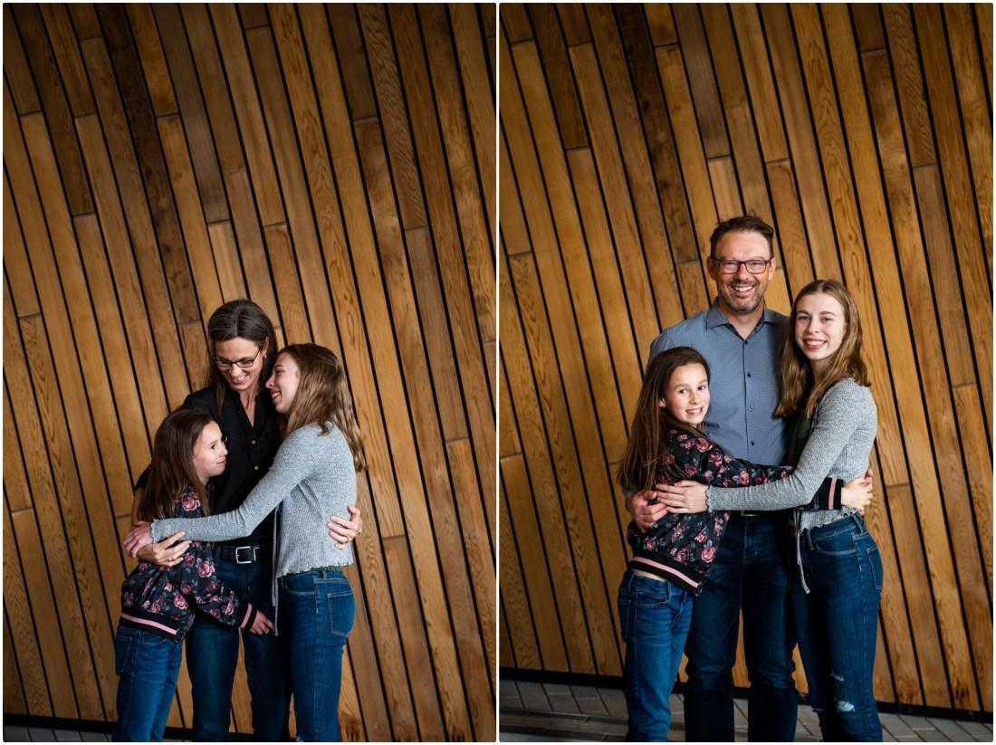 Calgary Central Library Family Photos