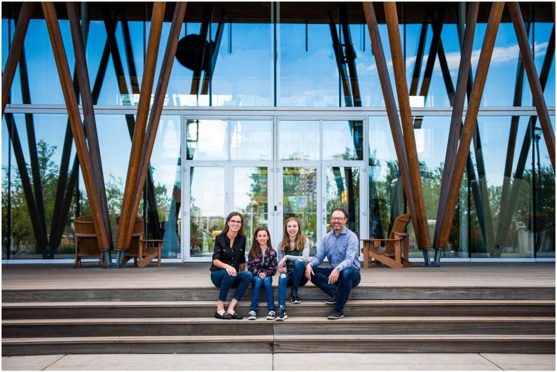 Calgary Urban East Village Family Photographers