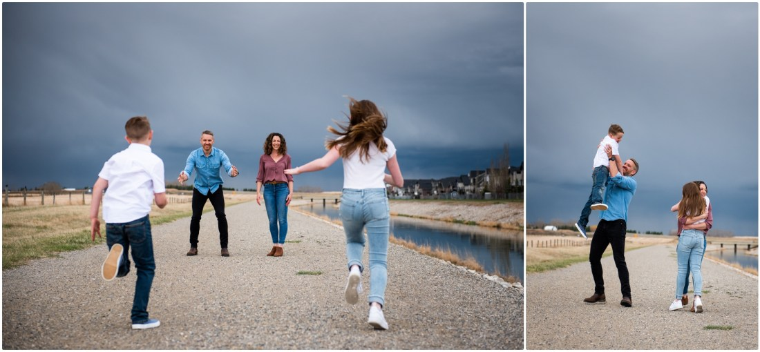 Chestermere Lake Family Photography