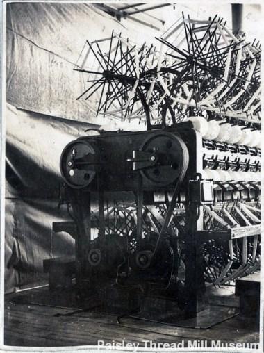 Anchor Mill D.D. Cone Handwinder 1933