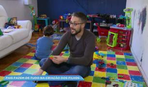 Pais se unem para trocar experiências na internet: Matéria da Record MG