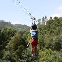 Campo de férias em Bairros reúne várias atividades