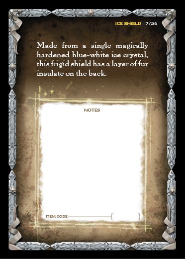 Paizo Com Gamemastery Item Cards Elements Of Power Deck