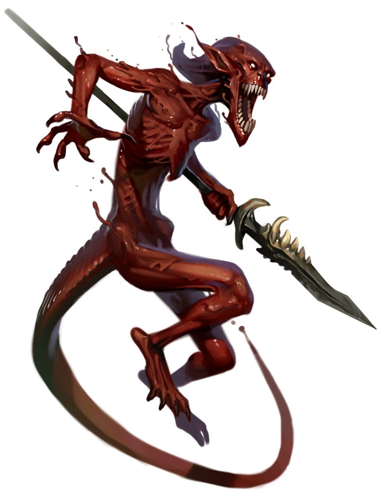 Babau Demon