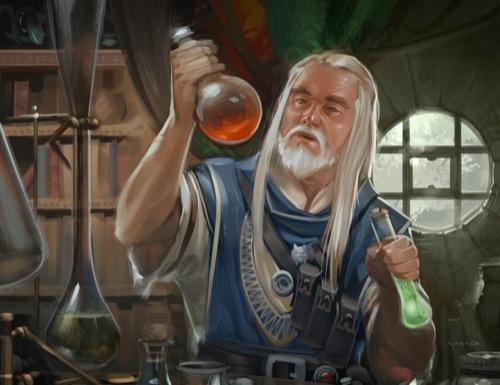 Der Alchemist