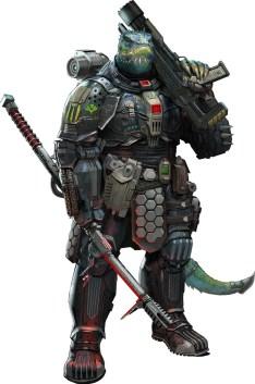 Resultado de imagem para soldier starfinder