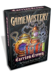 GameMastery Item Cards: Carrion Crown Deck