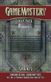 GameMastery Map Pack: Shrines
