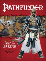 Pathfinder #9 -- Curse of the Crimson Throne Chapter 3: