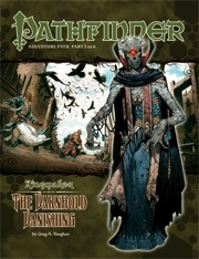 Pathfinder Adventure Path #33: The Varnhold Vanishing (Kingmaker 3 of 6) (PFRPG)